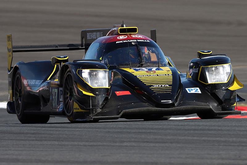 LMP2のトップ。37号車 オレカ 07・ギブソン(ホーピン・タン/ガブリエル・オーブリー/ウィル・スティーブンス)
