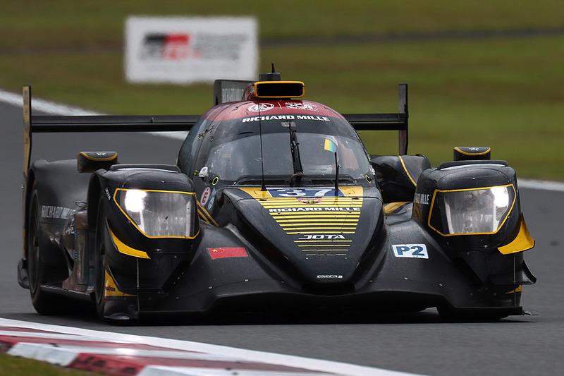 LMP2クラス3位はグッドイヤータイヤを装着するジャッキー チェン DC レーシングの37号車 オレカ 07・ギブソン(ホーピン・タン/ガブリエル・オーブリー/ウィル・スティーブンス)