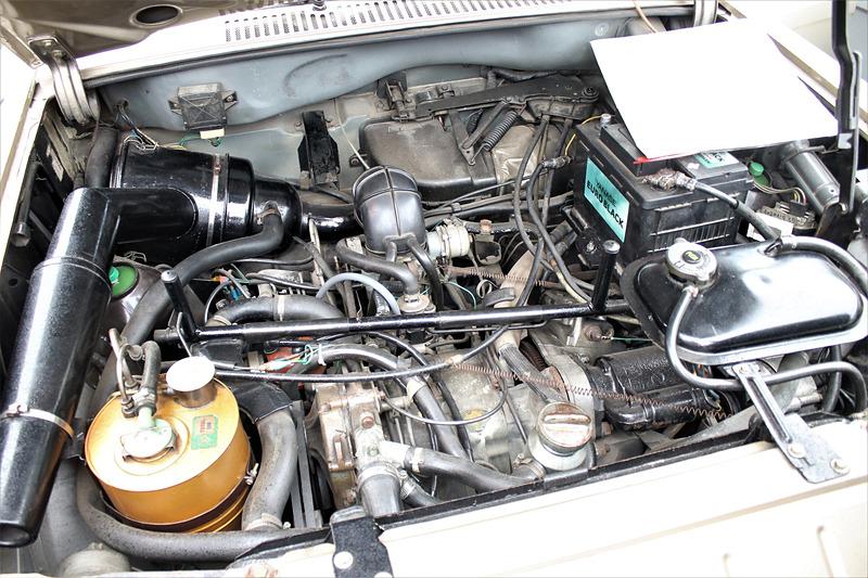 シトロエン GSビロトールのエンジン