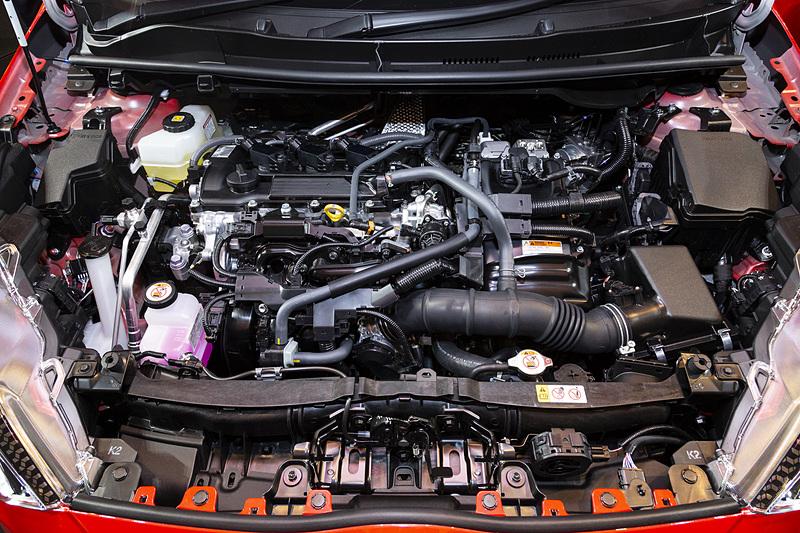 1.5リッターエンジンベースのハイブリッドシステムを搭載
