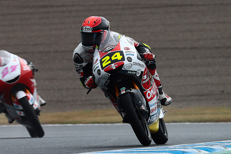 今シーズン第13戦で初優勝を果たし、日本でも表彰台の期待がかかる鈴木竜生選手。予選3位