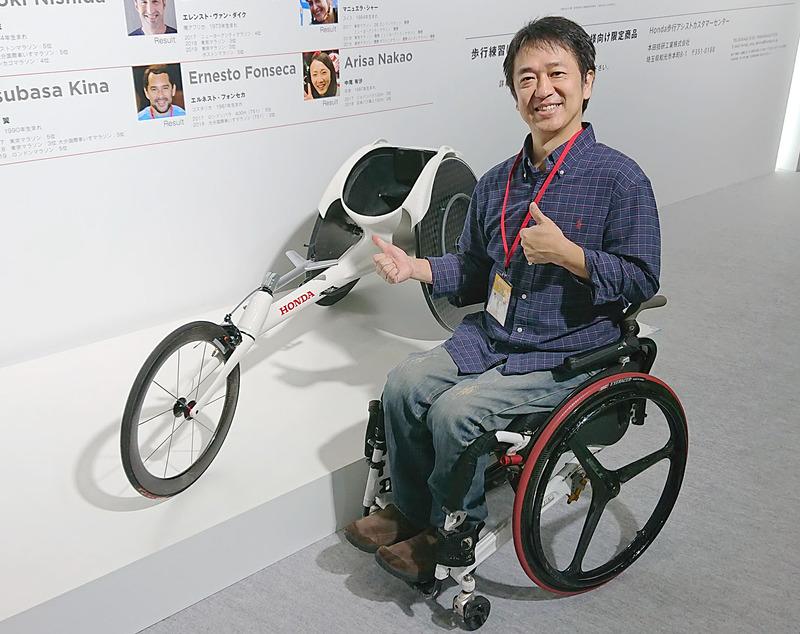 車いす歴19年のアカザーが「国際福祉機器展 H.C.R.2019」で、気になる次世代モビリティをチェック!