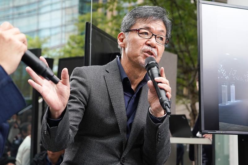 マツダ株式会社  常務執行役員 デザイン ブランドスタイル担当 前田育男氏
