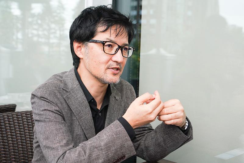 マツダ株式会社 デザイン本部 チーフデザイナー 柳澤亮氏
