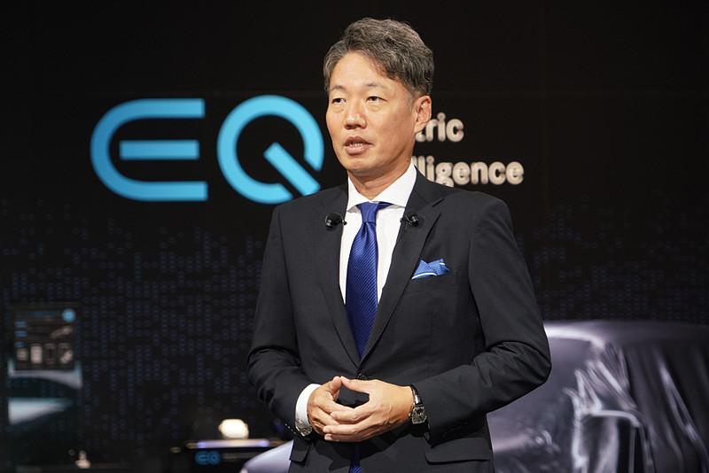 メルセデス・ベンツ日本株式会社 代表取締役社長 兼 CEO 上野金太郎氏