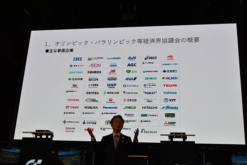 オリンピック・パラリンピック等経済界協議会の参加企業