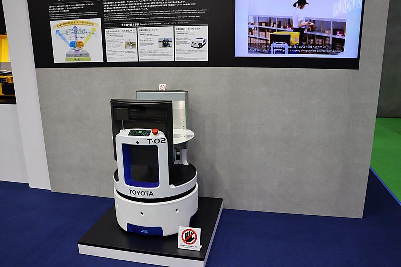 自動モバイルロボットAiRの搬送タイプ