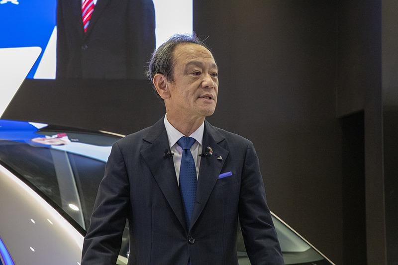 アイシン精機株式会社 取締役社長の伊勢清貴氏