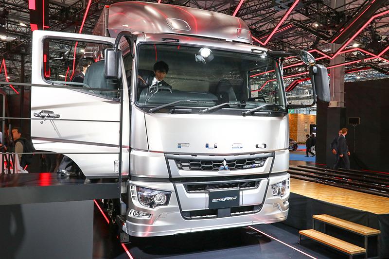 大型トラック「スーパーグレート」2019年モデル