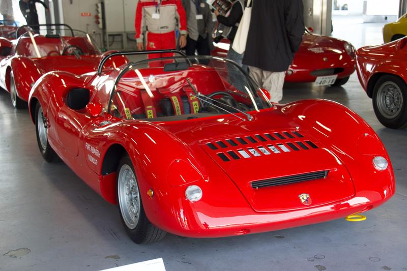 1000SP レーシングカー