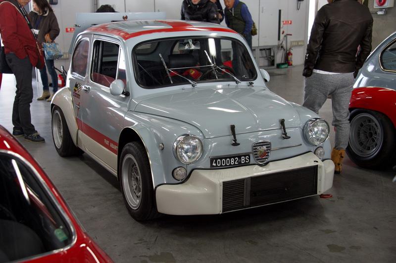 アバルト 1000TCR