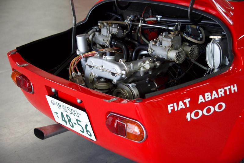アバルト 1000 Bialbero GT ロングノーズ(1963年)