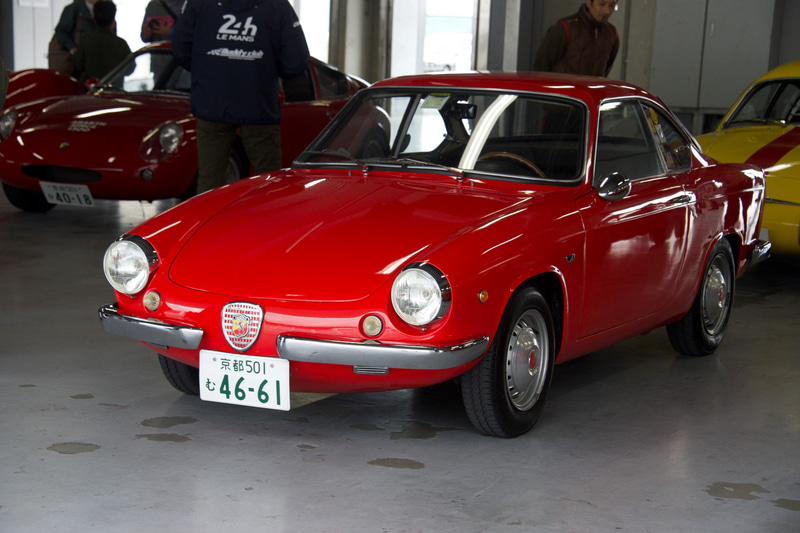 850クーペ スコルピオン/Allemano(1959年)