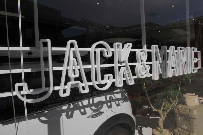 JACK&MARIE グランベリーパークの店舗外観