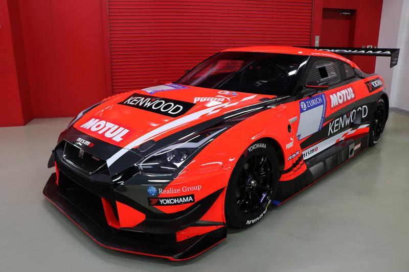 NISSAN GT-R NISMO GT3(2018年 KONDO RACING ニュルブルクリンク24時間レース参戦車両)