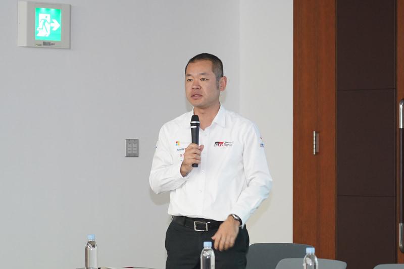 トヨタ自動車株式会社 GR統括部 モータースポーツ推進室 室長 市川正明氏