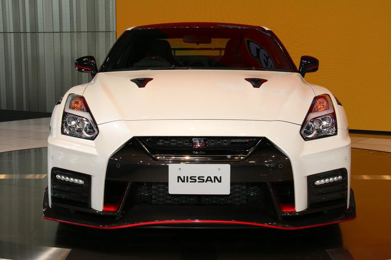 GT-R NISMO 2020年モデル。ボディサイズは4690×1895×1370mm(全長×全幅×全高)、ホイールベースは2780mm。車両重量は1720kg