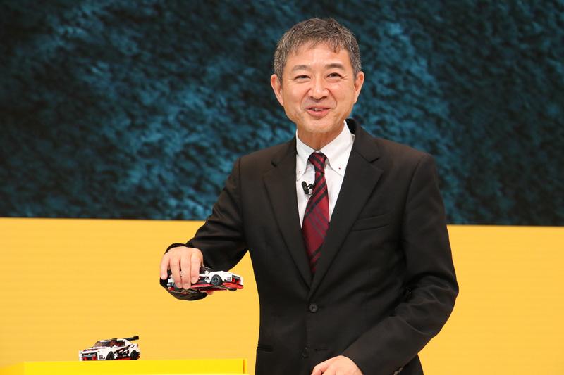 日産自動車株式会社 GT-R統括責任者 田村宏志氏