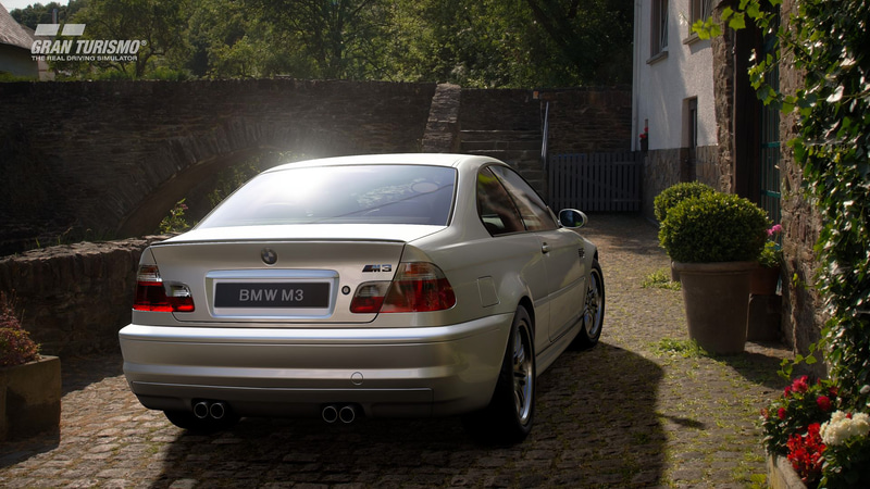 BMW M3 Coupe '03(N300)