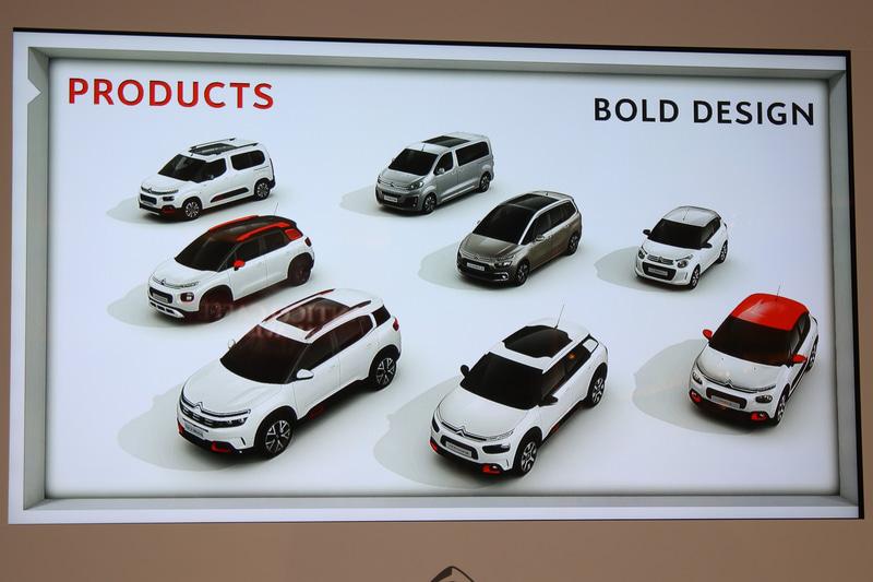 ユニークでありながらブランドとしての共通性を備えたデザインを採用