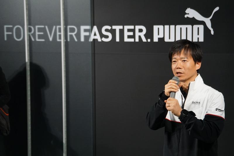 ポルシェジャパン モータースポーツマネージャーの松岡直紀氏