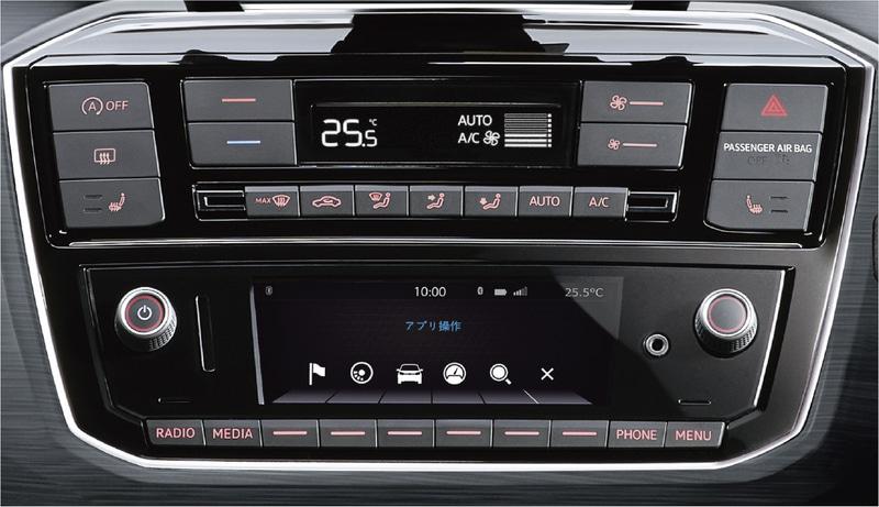 フルオートエアコンディショナー&シートヒーター(運転席/助手席)