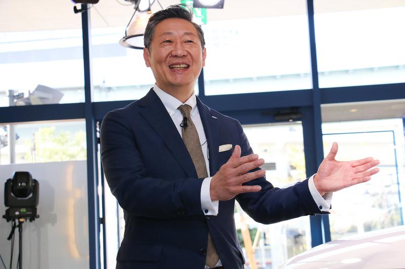 ゼネラルモーターズ・ジャパン株式会社 代表取締役社長 若松格氏
