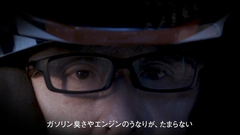 """""""モリゾウ選手""""のメッセージも日本語字幕で紹介"""
