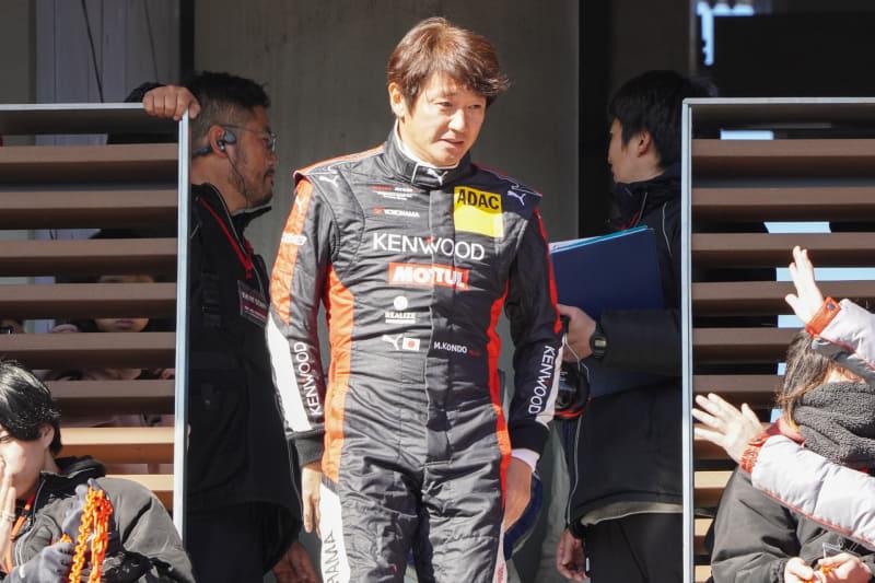 KONDO Racing 近藤真彦監督