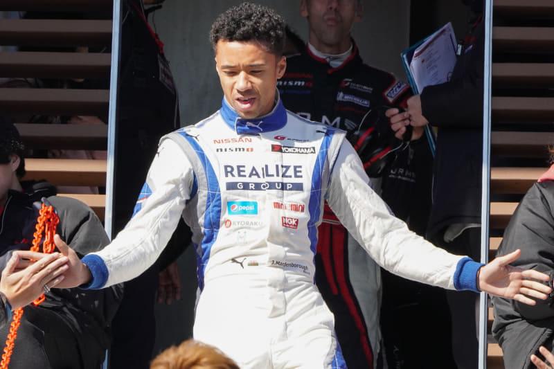 KONDO Racing ヤン・マーデンボロー選手
