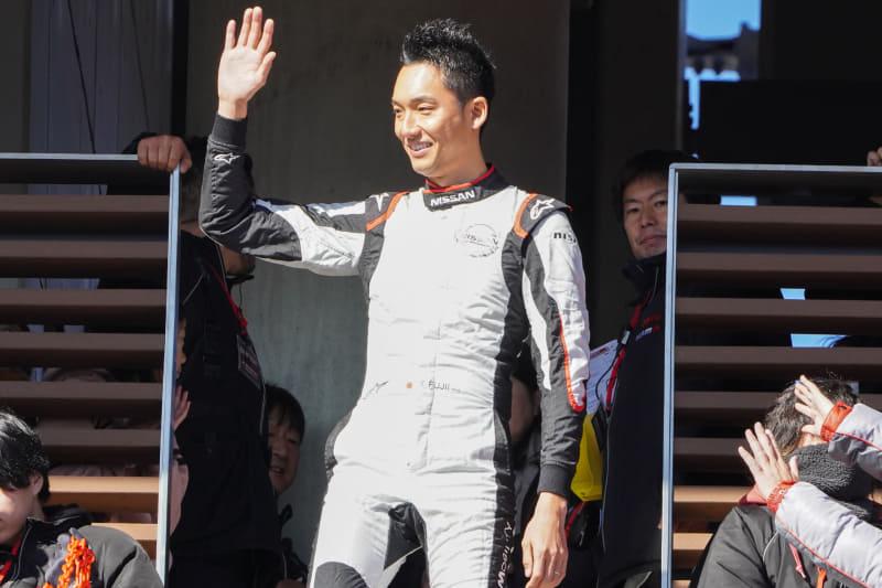 NISMO開発ドライバー 藤井誠暢選手