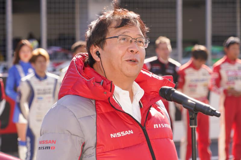 ニッサン・モータースポーツ・インターナショナル株式会社 代表取締役兼最高執行責任者 松村基宏氏