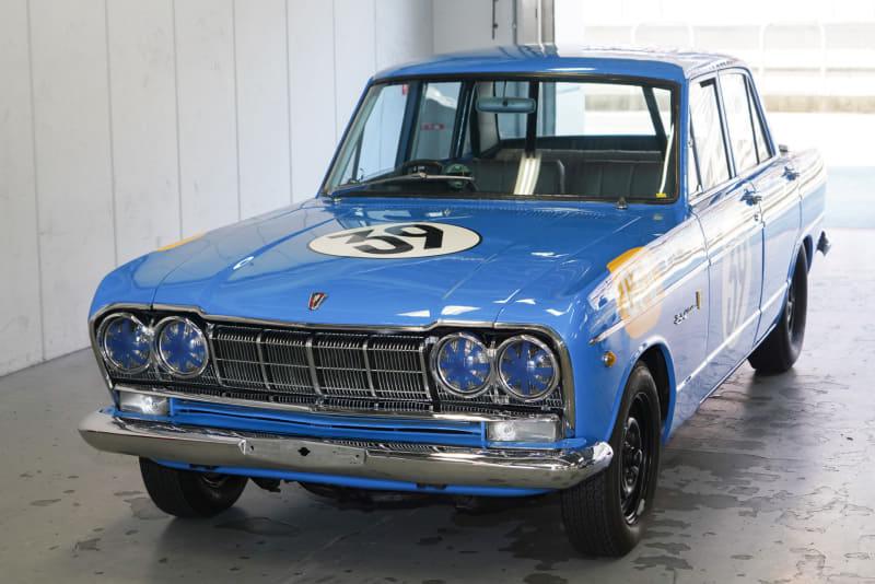 スカイライン GT(1964 JAPAN GP)
