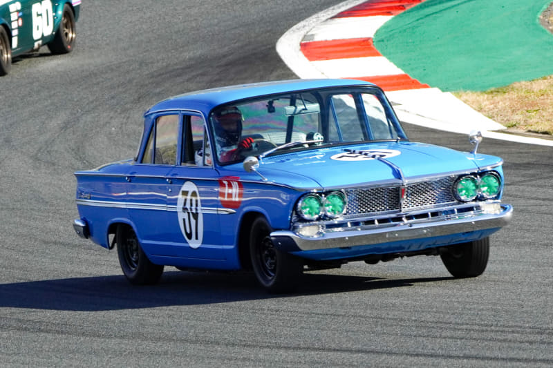 グロリア スーパー 6(1964 JAPAN GP)