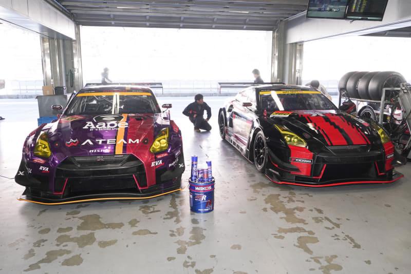 EVA RT X Works GT-R(2018 SUPER GT) 、RUNUP RIVAUX GT-R(2019 SUPER GT)