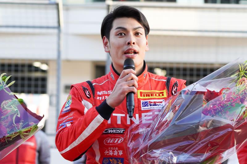 藤波清斗選手「来年も応援よろしくお願いいたします」