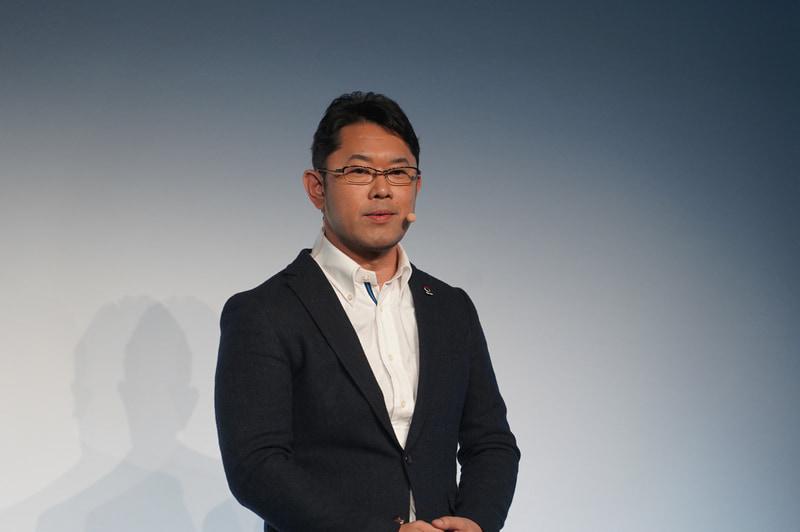 トヨタ・リサーチ・インスティテュート・アドバンスト・デベロップメント株式会社 COO 虫上広志氏