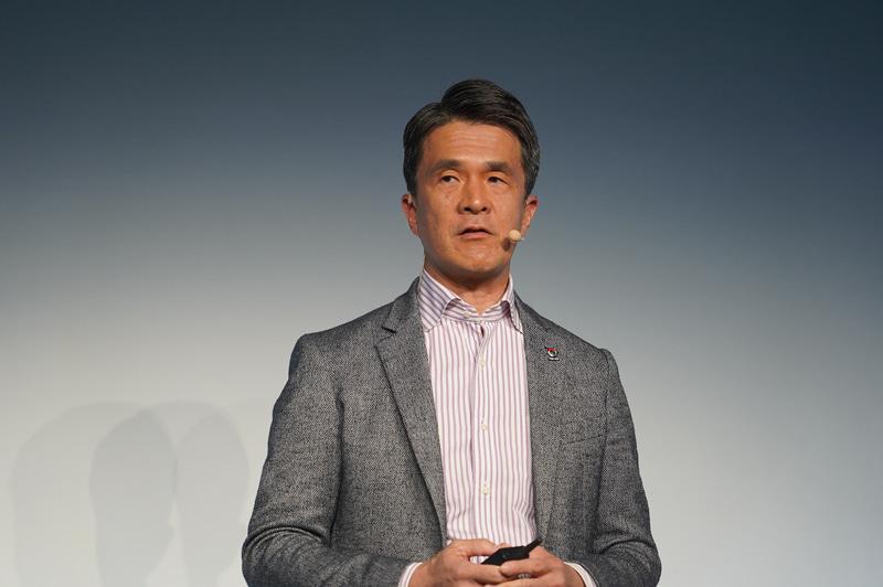 トヨタ・リサーチ・インスティテュート・アドバンスト・デベロップメント株式会社 CTO 鯉渕健氏