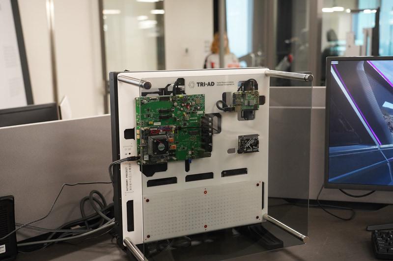 AreneをHMI開発に利用するシステム