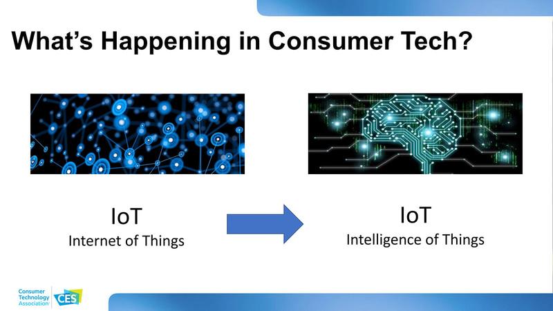 Internet of ThingsからIntelligence of Thingsへ