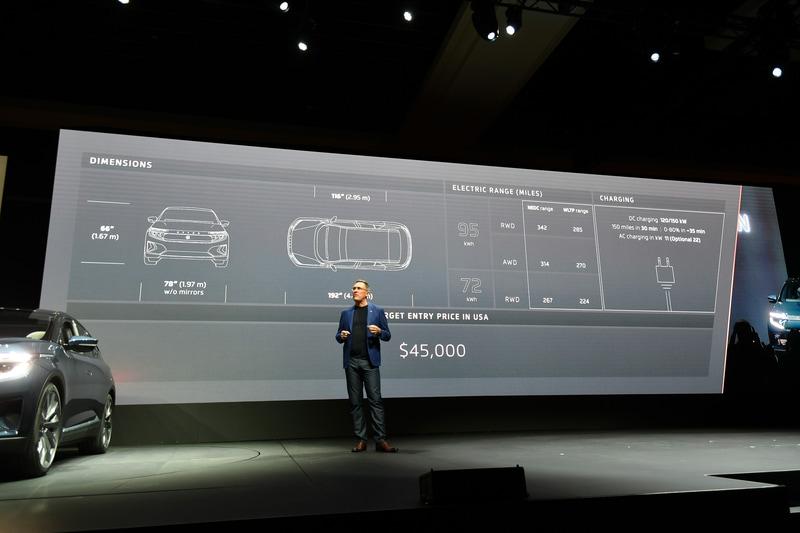 BYTON M-BYTEの仕様について。エントリーモデルのターゲット価格は4万5000ドル