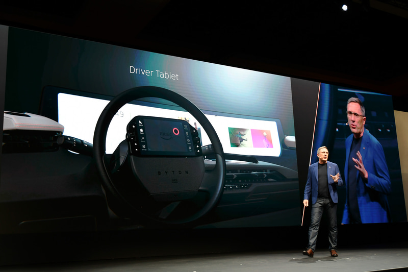 Driver Tabletで操作する