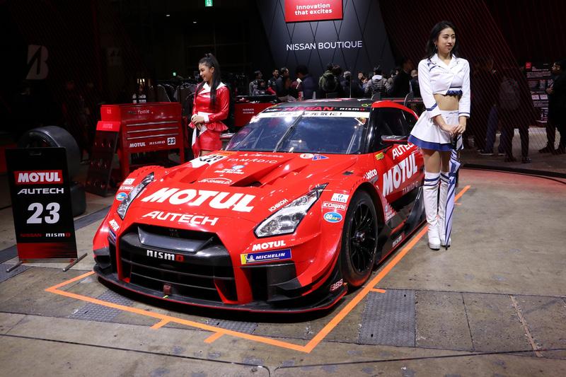 MOTUL AUTECH GT-R(2019年SUPER GT GT500クラス参戦車両)
