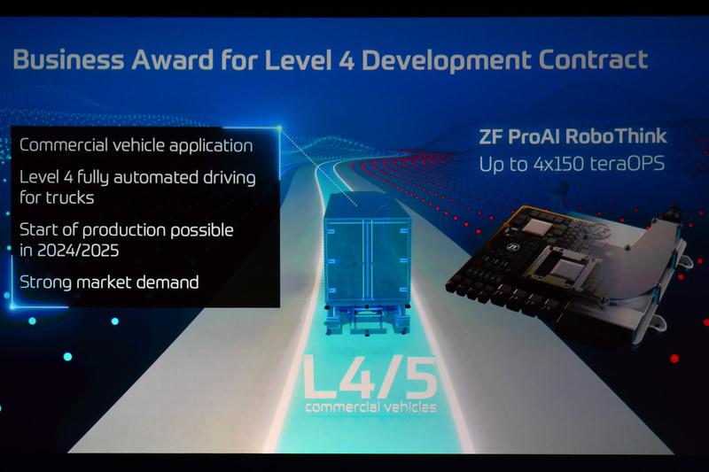 レベル4/5自動運転は2024年~2025年