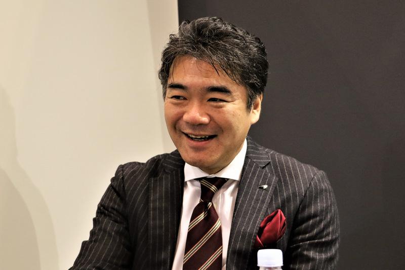 マクラーレン・オートモーティブ・アジア 日本代表 正本嘉宏氏