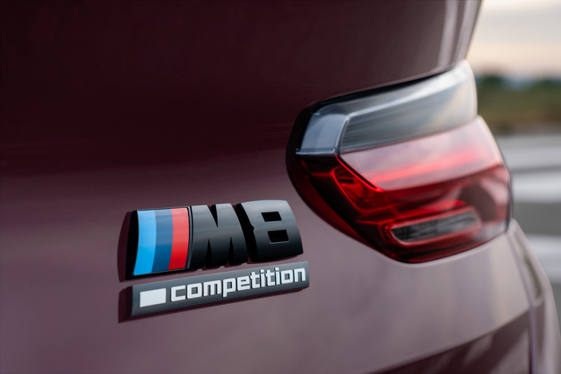 M8 グラン クーペ Competition