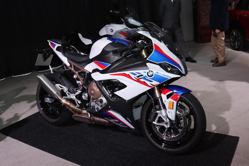 2019年3月に発表され、日本バイクオブザイヤーの輸入車部門・最優秀金賞を受賞した「S 1000 RR」