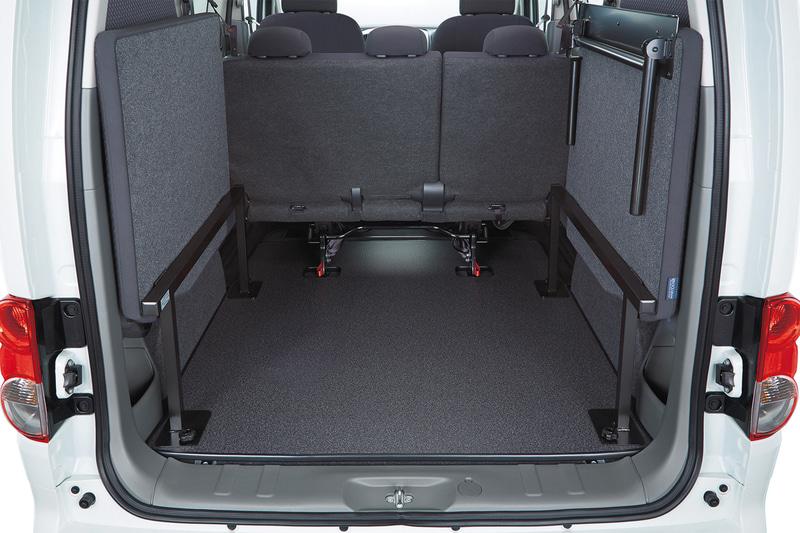 NV200 バネット「マルチベッドワゴン」