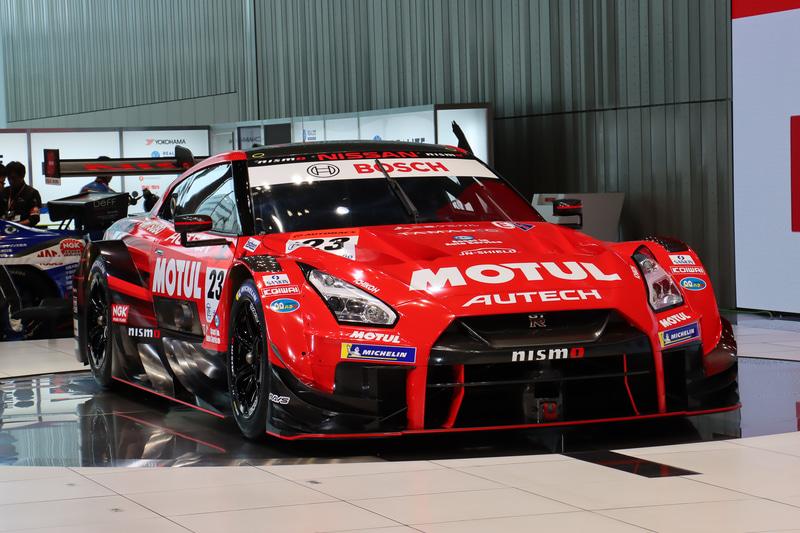 4月に開幕する2020年シーズンを戦う23号車 MOTUL AUTECH GT-R