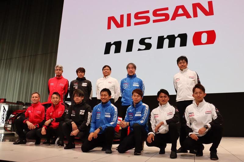 ヤン・マーデンボロー選手を除くSUPER GT GT500クラスに参戦する選手と監督によるトークショーも行なわれた